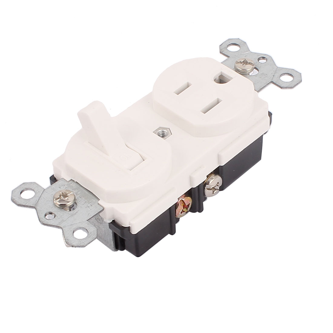 125v 15a Wall Mount Twist Lock Us Socket Combination Switch Receptacle Wiring
