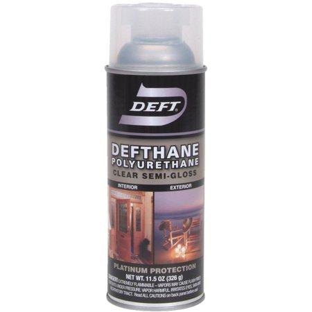 deft defthane spray polyurethane finish. Black Bedroom Furniture Sets. Home Design Ideas