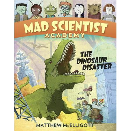 Halloween Makeup Ideas Mad Scientist (Mad Scientist Academy: The Dinosaur)