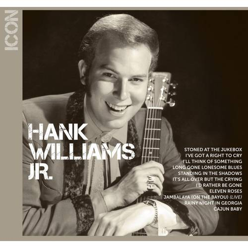 Hank Williams Jr. - Icon Series: Hank Williams Jr. (CD)