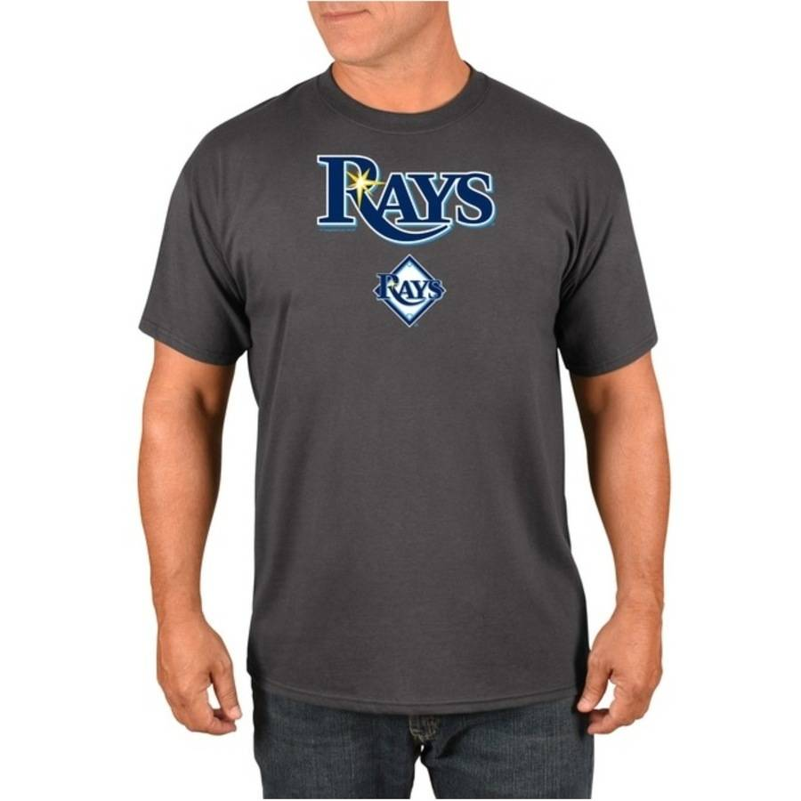 MLB Tampa Bay Rays Men's Bigger Series Sweep T-Shirt