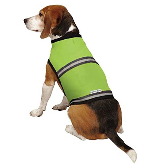 Insect Shield Protective Safety Vest Medium, Green