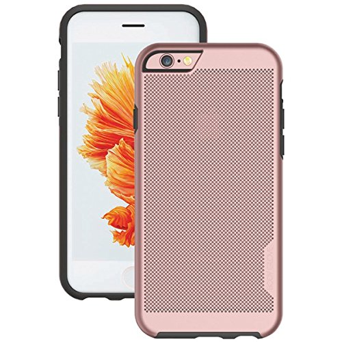 Body Glove BOGL9619101 Mirage Case for iPhone 7 8 Plus (Rose Gold Charcoal) by Body Glove