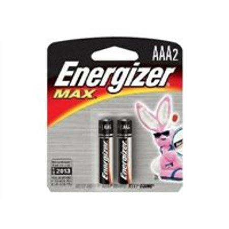 Energizer Max Alkaline Aaa Batteries 2 Pack