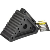 Deals on MaxxHaul 70072 Solid Rubber Wheel Chock