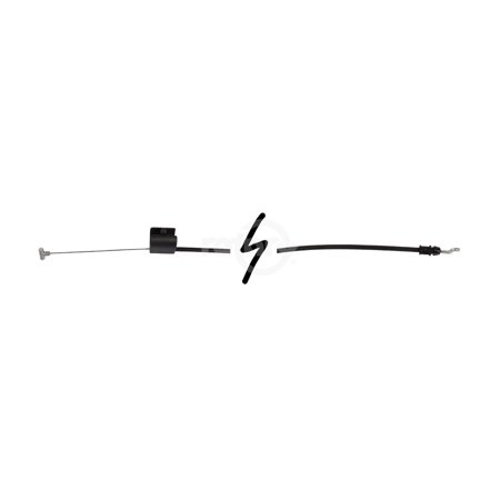 Engine Stop Cable Replaces Murray #1101093. Fits 20
