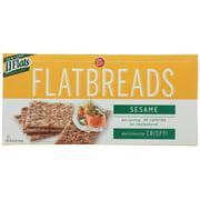 Jj Flats Sesame Flatbread, 5 Oz
