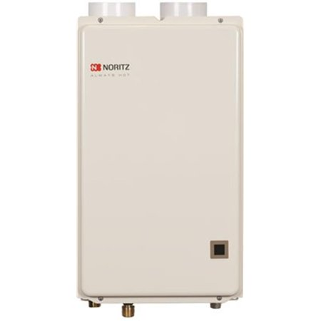 Noritz tankless water heater residential natural gas for Natural gas heating options