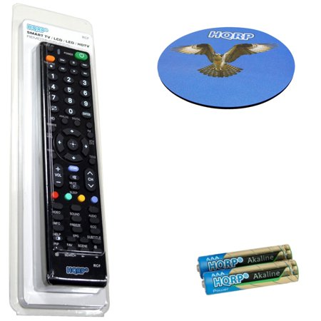 Hqrp Remote Control For Sony Kdl 26S3000g Kdl 26S3000li Kdl 26S3000p Kdl 26S3000r Kdl 26S3000w Lcd Led Hd Tv Smart 1080P 3D Ultra 4K Bravia   Hqrp Coaster
