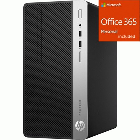 HP Business Desktop ProDesk 400 G5 Desktop Computer - Core i + Office 365 Bundle HP Business Desktop ProDesk 400 G5 Desktop Computer - Core i + Office 365 Bundle