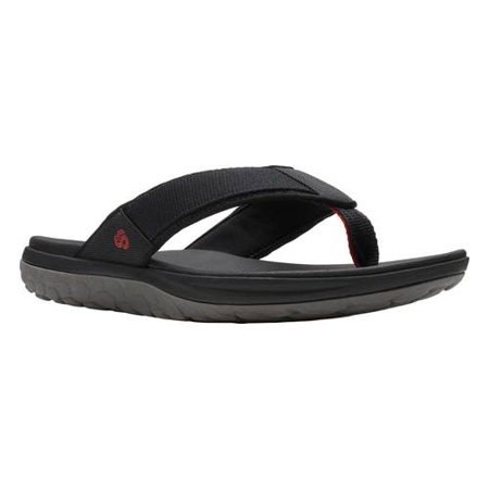 Men's Clarks Step Beat Dune Thong Sandal