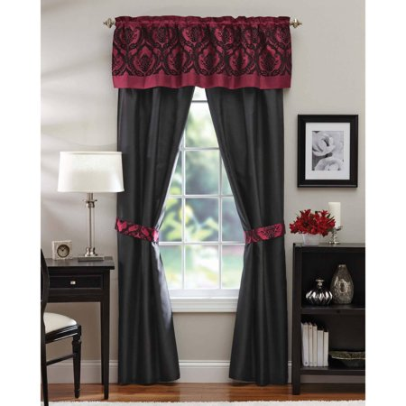 Better homes and gardens sylvan crest 5 piece curtain Better homes and gardens location