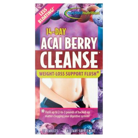 ACAI Berry nettoyer supplément, 56ct