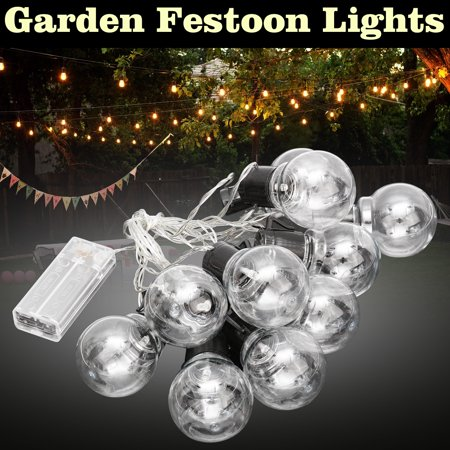 LED Warm White String Fairy Light Wedding Party Holiday Home Garden Decor Outdoor Indoor](Outdoor Wedding Decor)