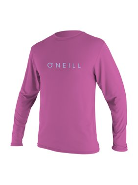 O'NEILL YOUTH BASIC SKINS 30+ LONG SLEEVE SUN SHIRT (Multiple Sizes and Colors)