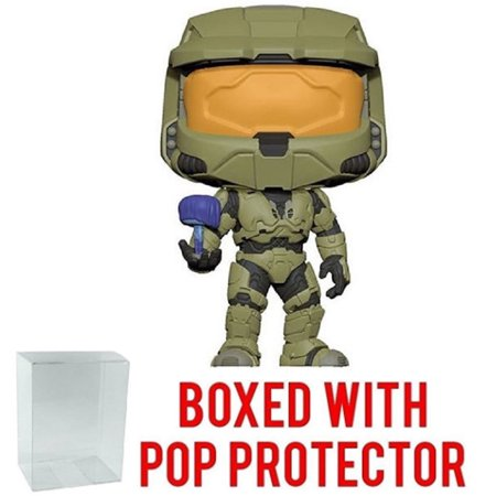 Funko Pop! Games Halo Master Chief  w/ Cortana Vinyl Figure