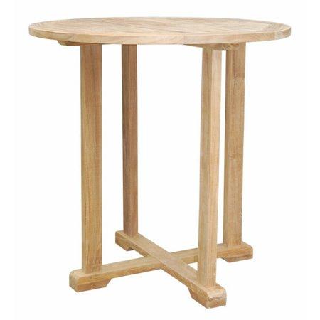 Anderson Teak Bahama Outdoor Bar Table (Teak Bar Furniture)