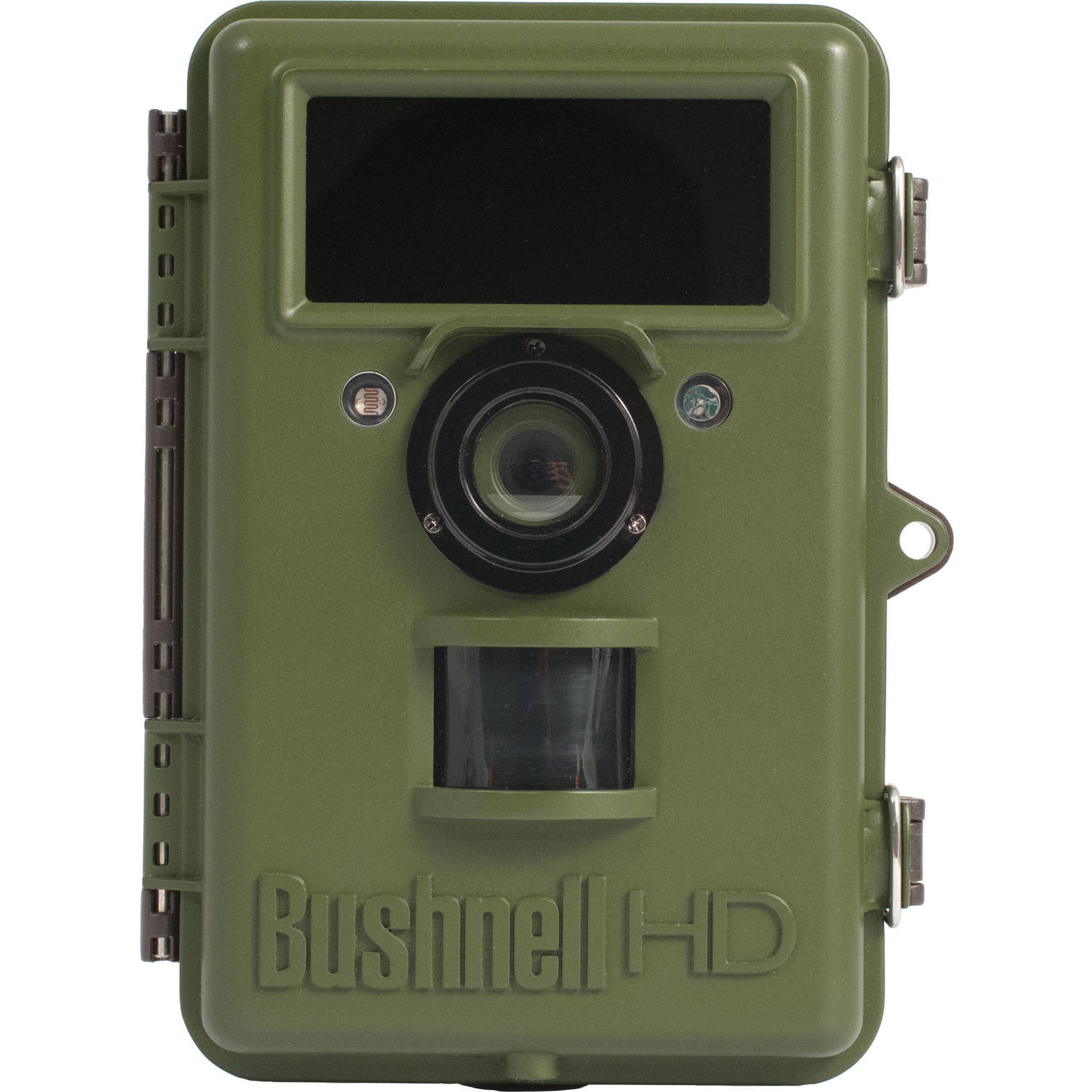 110458 Bushnell NatureView HD Cam, Olive Drab, 8 MP Night Vision