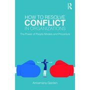 How to Resolve Conflict in Organizations - eBook