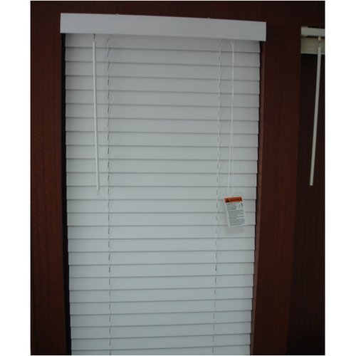 "Better Homes and Gardens 2"" Faux Wood PVC Blinds"