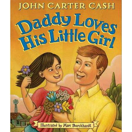 Love Books Girl (Daddy Loves His Little Girl -)
