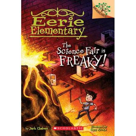 The Science Fair Is Freaky! (The Best Science Fair Ideas)