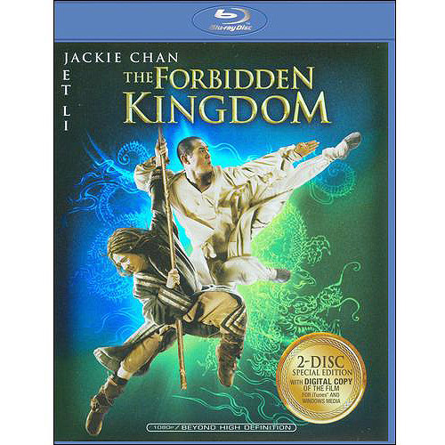 The Forbidden Kingdom (Blu-ray) (Widescreen)