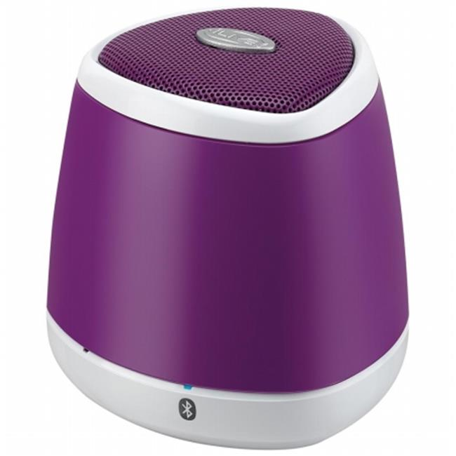 Ilive Electronics ISB23PR Portable Wireless Bluetooth Speaker, Purple