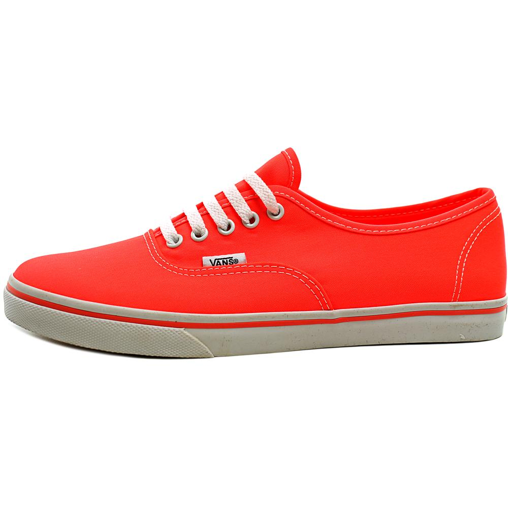 Vans Authentic Lo Pro   Round Toe Canvas  Skate Shoe