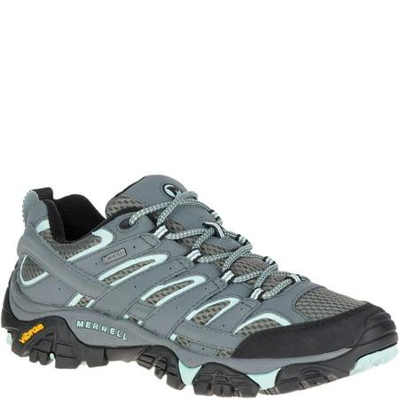 Women's Merrell Moab 2 GORE-TEX Hiking Shoe (Merrell Moab Gore Tex Waterproof Walking Shoes)