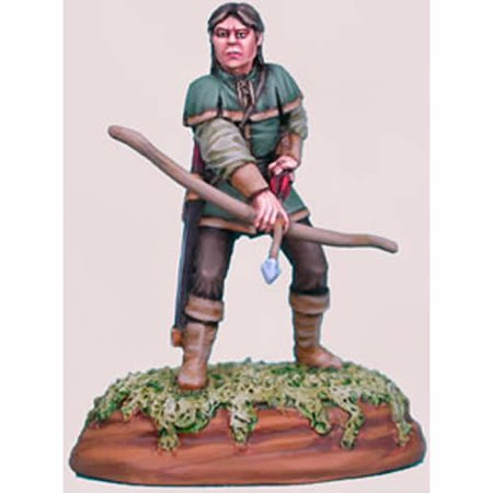 Prince of the North Male Archer Miniature Elmore Masterwork Dark Sword Miniatures