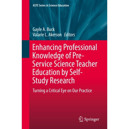 Enhancing Professional Knowledge of Pre-Service Science Teacher Education by Self-Study Research -