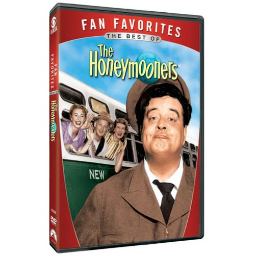 Fan Favorites: The Best Of The Honeymooners (Full Frame)