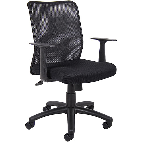 lorell executive high back mesh chair walmart com