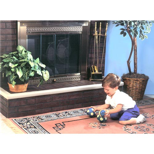KidKusion - Hearth Kushion Fireplace Guard