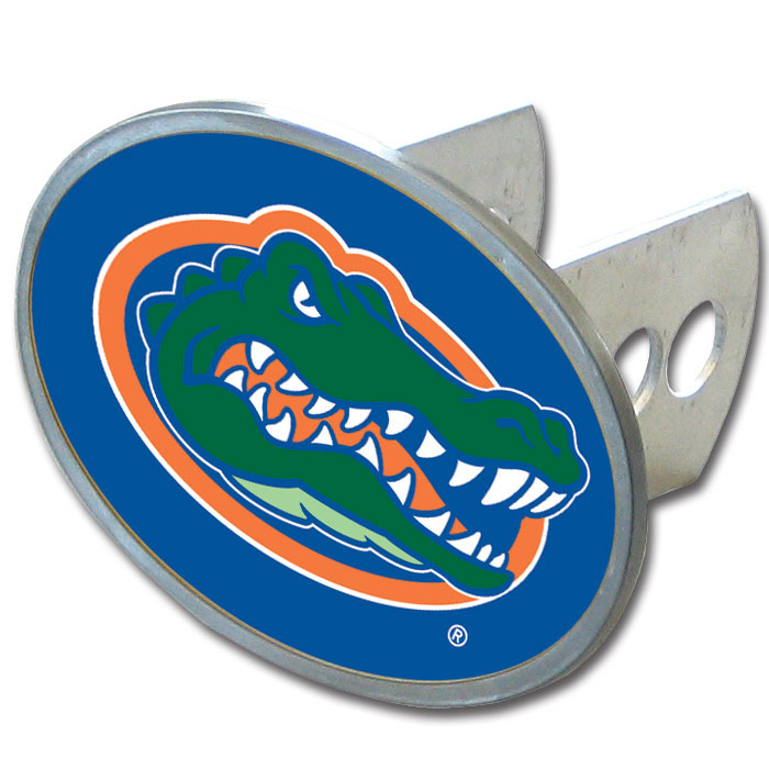 Florida Gators Official NCAA Oval Hitch Cover by Siskiyou 202087