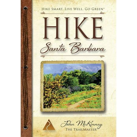 Hike Santa Barbara - eBook