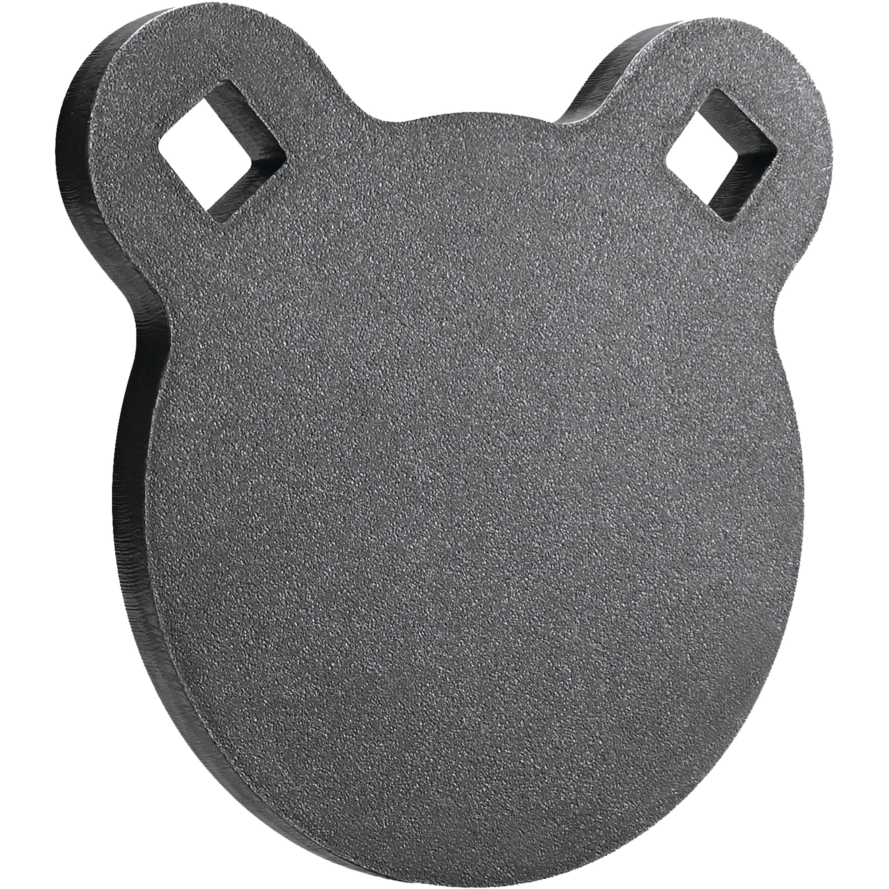 """Champion Traps and Targets AR500 3/8"""" Center Mass Steel 4"""" Gong"""
