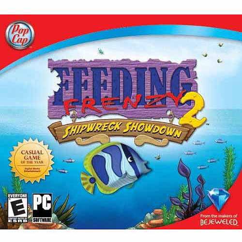 Electronic Arts Feeding Frenzy 2 Deluxe (Digital Code)