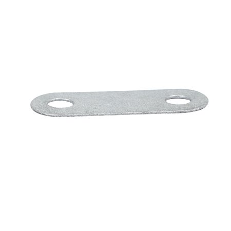 30mmx10mmx0.5mm Flat Straight Mending Plate Repair Fixing Connector 50pcs - image 2 of 3