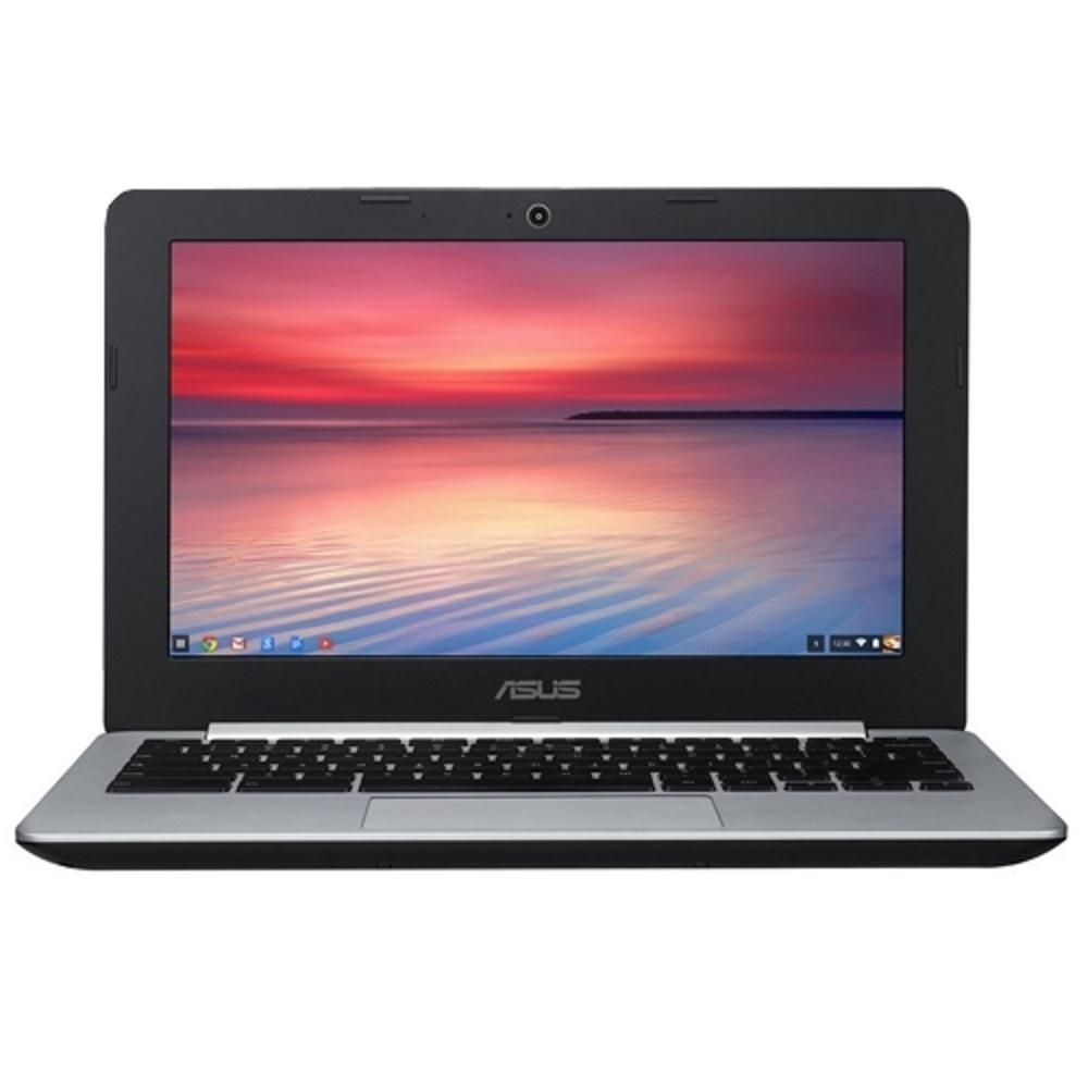 Asus Chromebook C200MA-DS01 Intel Celeron N2830 X2 2.16GHz 2GB 16GB, Black (Certified Refurbished)