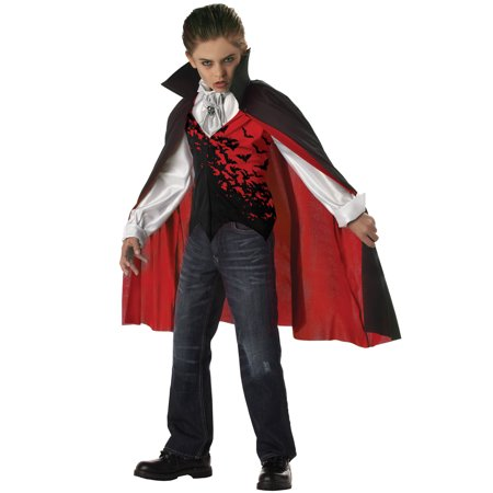 Prince of Darkness Child Halloween Costume](Prince Of Darkness Costume)