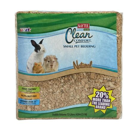 Natural Hamster (Kaytee Forti-Diet Clean Comfort Natural 72)