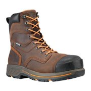 "Men's Timberland PRO Helix 8"" Soft Toe Waterproof Boot"