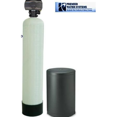 Premier Motor - Premier Wholehouse Water Softener Meter Valve for 1-2 Bathroom Home 32K grain