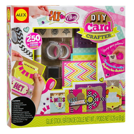 ALEX Toys Craft DIY Card Crafter - Diy Recycled Halloween Crafts