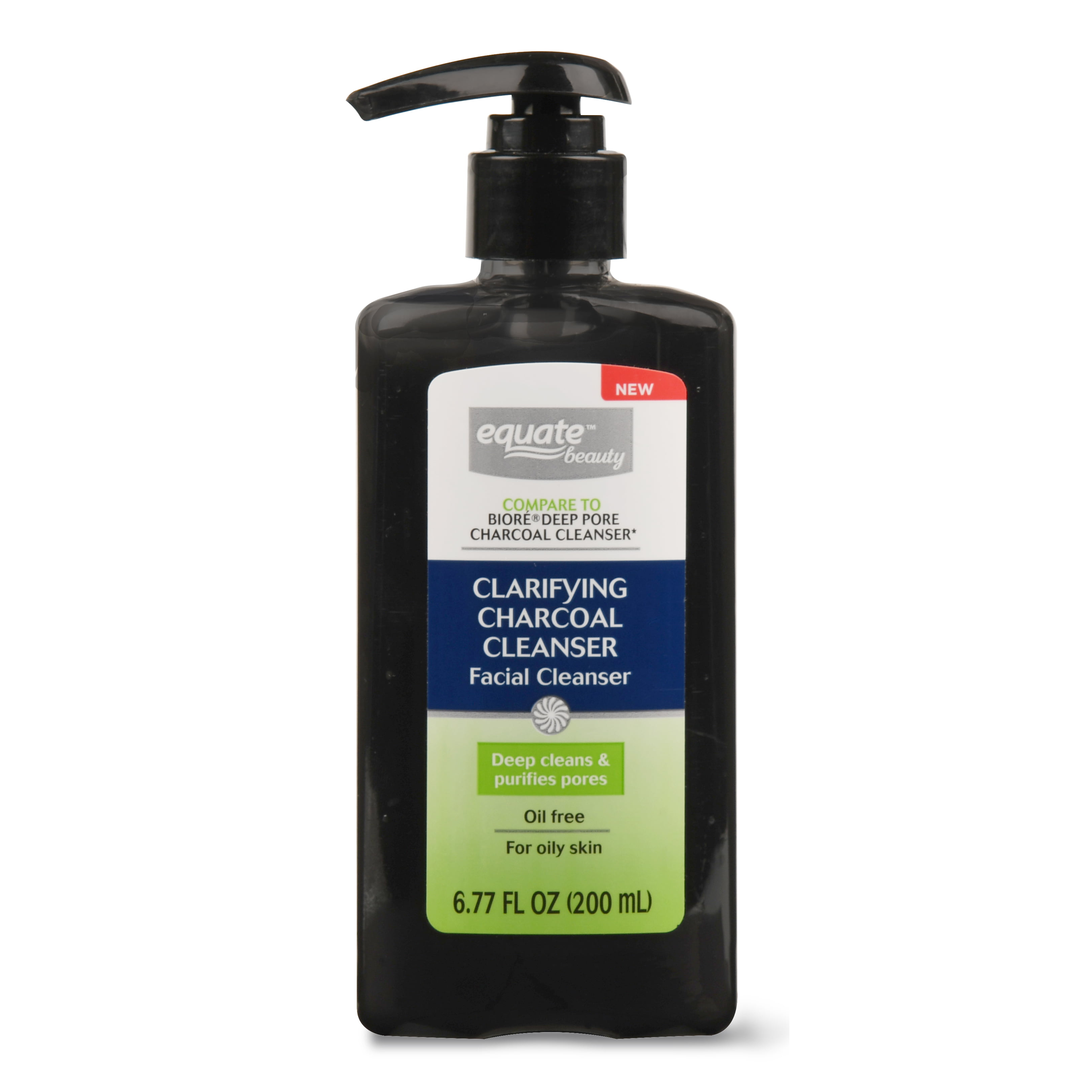 clarifying facial cleanser Equate