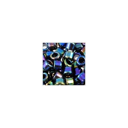 Miyuki Delica Seed Bead 11/0 Iris Black (36 Grams)