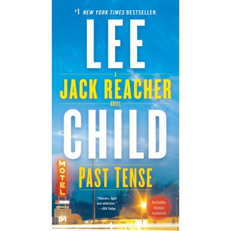 Past Tense : A Jack Reacher Novel (Dark World A Link To The Past)