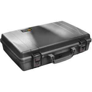 Pelican 1490 Attache/Computer Case without Foam (Black)
